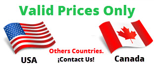 Valid Prices Only Alen or Eveliza in USA or Canada